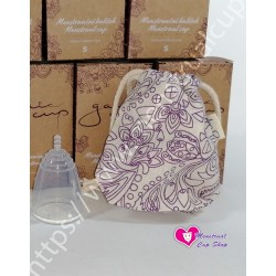 Gaiacup menstrual cup size S